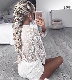 Hair goals @clasique_lifestyle