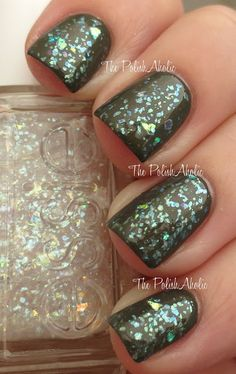 Essie Holiday 2013 Luxeffects Collection - Sparkle on Top