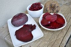 Beets, Pickles, Muffin, Goodies, Food And Drink, Pudding, Breakfast, Desserts, Recipes