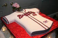 Atlanta Braves Groom's Cake by JSCooke, via Flickr