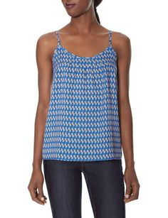 Printed Cami from THELIMITED.com l