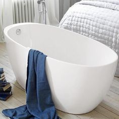 This stunning, curved bath is a great addition to any contemporary bathroom. It also allows for a number of practical applications, with a flat ledge for a. Natural Shapes, Freestanding Bath, Baths, Relax, Space, Elegant, Yorkshire, Products