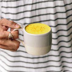 Bulletproof Turmeric Latte