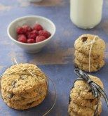 Selections de recettes Oatmeal Recipes, Chocolate Chip Cookies, Cookies Et Biscuits, Sweet Tooth, Good Food, Food And Drink, Gluten, Favorite Recipes, Cooking