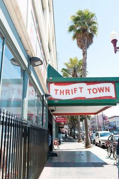 Best Thrift Stores San FranciscoThrift Town, 2101 Mission Street (between 17th Street and Clarion Alley); 415-861-1132, 16160 E 14th Street (between Ashland and 162nd Avenues), San Leandro; 510-278-1766.