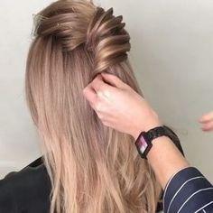 Hair by @olga_nikiforova_hair ・・・ #SweetHeartsHair #braids #braidstyles #braidpost #braidhair #braidideas #braided #braidinghair…