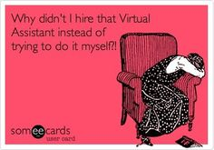Hire a Virtual Professional to help you with your projects