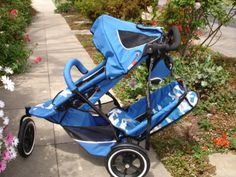 Phil & Teds Double Stroller! Only $160.00