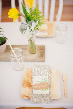 Charming Herb Inspired Baby Shower