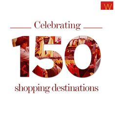 To say that we're proud to open our 150th store would be an understatement. And we couldn't have done it without you. Keep loving, keep shopping #WforWoman #happyshopping