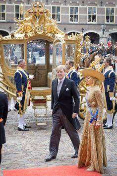 HM Queen Maxima - September 17th, 2013 - Prinsjesdag - Dutch Photo Press
