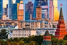 All sizes   Old and new architecture of Moscow   Flickr - Photo Sharing!