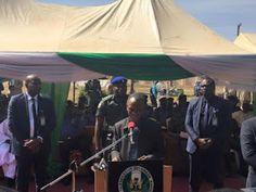 nodullnaija: Kaduna State Governor, El Rufai donates 107 patrol...