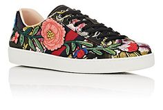 Gucci New Ace Jacquard Sneakers  - Sneakers - 504866653