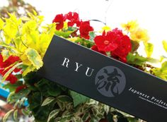 """Flowers and """"RYU"""". Spring will soon come!  #chefknife #chefstuff #kitchenstuff #kitchentools #kitchenknife #kitchenware #kitchenset #kitchenstyle #cheflife #kitchenlife #chefs #chefstalk #cheftable #chefstyle #chefskills #chefsgallery #chefschoice #chefkitchen #cutlery #knives #culinary #homecooking #knifesale  #culinaryarts #chefsoninstagram Kitchen Knives, Kitchen Tools, Chef's Choice, Chef Knife, Kitchen Sets, Culinary Arts, Cutlery, Kitchenware, Chefs"""