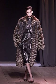 Yves Saint Laurent fall 2000 ready to wear collection.