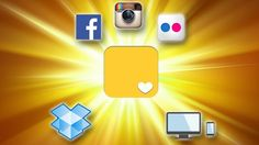 How to Merge All Your Photos from the Web Into One Cohesive Collection  I have photos everywhere. I post some to Instagram, others are scattered around my computer and on external hard drives. I have tons at Flickr, and my friends post photos with me to Facebook. The idea of collecting all of those photos in one place sounds like a chore, but Trovebox makes it easy to import them, save them, back them up, share them out again, or point your favorite photo organizer—iPhoto, Picasa