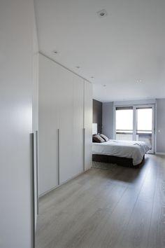 Dormitorio y vestidor - por Servicons