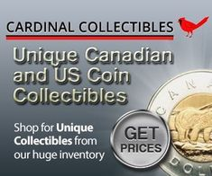 Coins Under a Dollar - Cardinal Collectibles Canadian Coins, Valuable Coins, Personalized Items, Cards, Maps