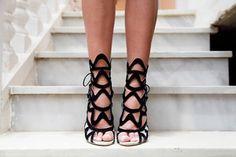 #sandal heels