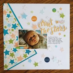 Baby Scrapbook, Scrapbook Pages, Scrapbooking Layouts, My Boys, Toddler Bed, Frame, Crafts, Home Decor, Hands