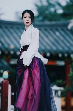 "amoulajojomadridista: """"A long time ago, you told me that you would do anything for me and even die for me if it came down to it. All that I need to ask from you to do is a chance to be heard out. Korean Traditional Dress, Traditional Dresses, Korean Dress, Korean Outfits, Korean Clothes, Korean Actresses, Korean Actors, Iu Moon Lovers, Vestidos"