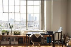 Echo's Artist's Loft | Apartment Therapy