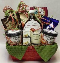 breakfast gift basket ideas - Google Search
