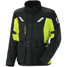 ΜΠΟΥΦΑΝ SCOTT : Μπουφάν Scott Turn TP Αδιάβροχο Κίτρινο Motorcycle Accessories, Motorcycle Jacket, Sport, Jackets, Men, Fashion, Blue, Deporte, Down Jackets