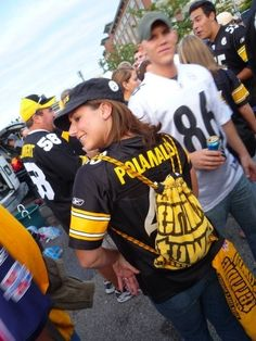 Steelers Terrible Towel Backpack