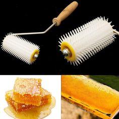 $8.38 (Buy here: https://alitems.com/g/1e8d114494ebda23ff8b16525dc3e8/?i=5&ulp=https%3A%2F%2Fwww.aliexpress.com%2Fitem%2FBeeKeeping-Plastic-Needle-Roller-Uncapping-Bee-Honey-Comb-Extracting-Tool-Dense-Needle-Roller-Beekeeping-Equipment-V4292%2F32777281961.html ) BeeKeeping Plastic Needle Roller Uncapping Bee Honey Comb Extracting Tool Dense Needle Roller Beekeeping Equipment V4292 for just $8.38