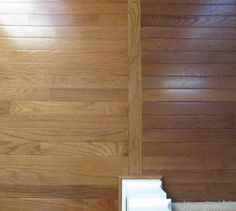 simple way to transition from one type of hardwood floors old to another type