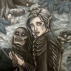"881 Likes, 11 Comments - High Lady Of The Night Court (@court_of_dreamers) on Instagram: ""This scene killed me art by @mscrystalbeard"""