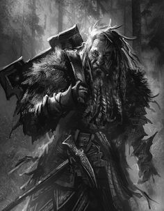 a collection of inspiration for settings, npcs, and pcs for my sci-fi and fantasy rpg games. hopefully you can find a little inspiration here, too. Fantasy Dwarf, Fantasy Rpg, Medieval Fantasy, Fantasy Artwork, Fantasy Portraits, Fantasy Races, High Fantasy, Fantasy Warrior, Dnd Characters