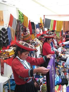 http://www.TravelPod.com - Market in Miraflores by TravelPod member Skisteve, from Lima, Peru