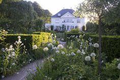 Scandinavia's Martha Stewart: A Garden Visit with Claus Dalby in Denmark