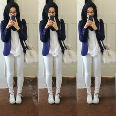 Hijab fashion style tumblr