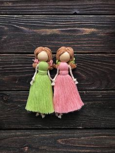 Diy Crafts Hacks, Diy Home Crafts, Doll Crafts, Craft Stick Crafts, Bead Crafts, Crafts For Kids, Arts And Crafts, Felt Pictures, Flower Fairies