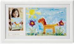 Pearhead Little Artist Frame contemporary frames