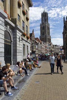 Stadhuisbrug, Utrecht.