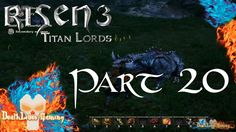 Risen 3: Titan Lords - Part 20 - Rhino's, REALY?