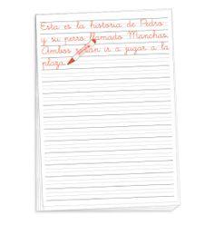 Block Grande De Hojas Para Escribir -> http://www.masterwise.cl/productos/14-lenguaje-y-comunicacion/1752-block-grande-de-hojas-para-escribir