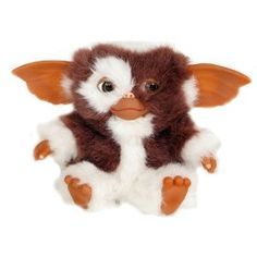 I loved my Gizmo doll! My brother promised he could make a puppet out of it... Bad News... He cut it up and couldn't put it back together. I was so sad ;(