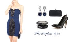 Style Inspiration: The Strapless Dress
