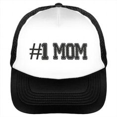This mom mama mommy mum mummy mother shirt will be a great gift for you or your friend: NUMBER 1 MOM HAT BEST GIFT FOR MOTHERS DAY AWESOME GIFT FOR MOTHER MOMMY CAP Tee Shirts T-Shirts