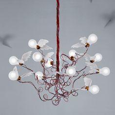 ingo maurer - birdie pendant lamp