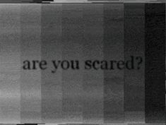 scary gif Black and White creepy horror Scared dark morbid darkness question Macabre spooky eerie horrible horror gif terrifying dark blog horror blog