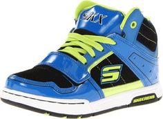 Skechers Kids Endorse-Demiere Sneaker (Little Kid/Big Kid) Skechers. $39.95. leather. Non-marking outsole. NA. Rubber sole
