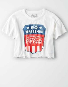 AE Coca Cola Graphic Tee -