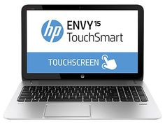 HP ENVY TouchSmart 15t-j100 Quad Edition Notebook PC with Premium Customizable Options: (1TB (1,024GB) HD + 8GB...